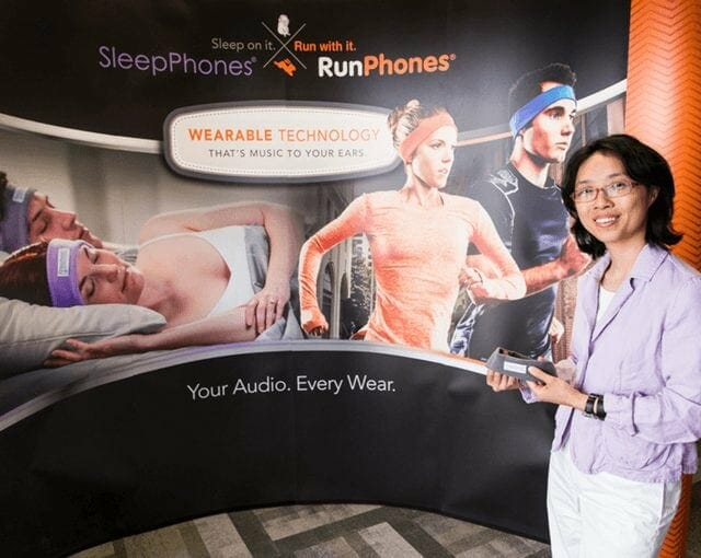 WEI-SHIN LAI, MD - Inventor and CEO SleepPhones®