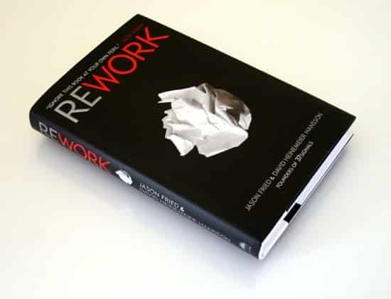 Why Every Entrepreneur Should Read Rework
