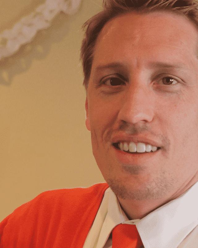 Matthew Arrington - Co-founder of Forte Strong
