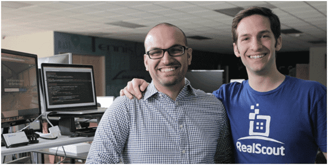 Andrew Flachner and Michael Parikh - Founders of RealScout