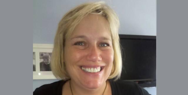 Sarah Barrett - Author of A Mom's Guide to School Fundraising