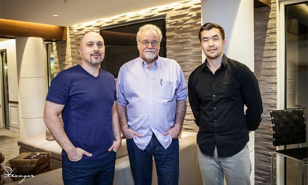 Jahn Karsybaev - CEO of Stranger Watches and Amir Watches