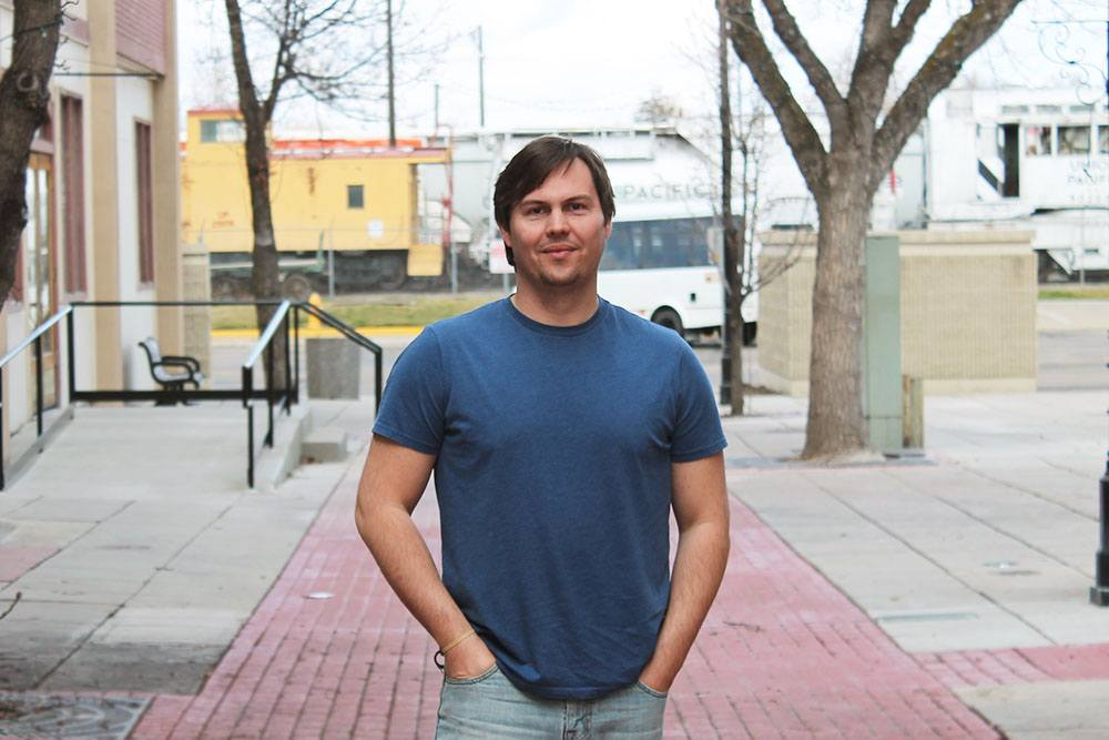 Kenton Lee - Founder and Executive Director of Because International