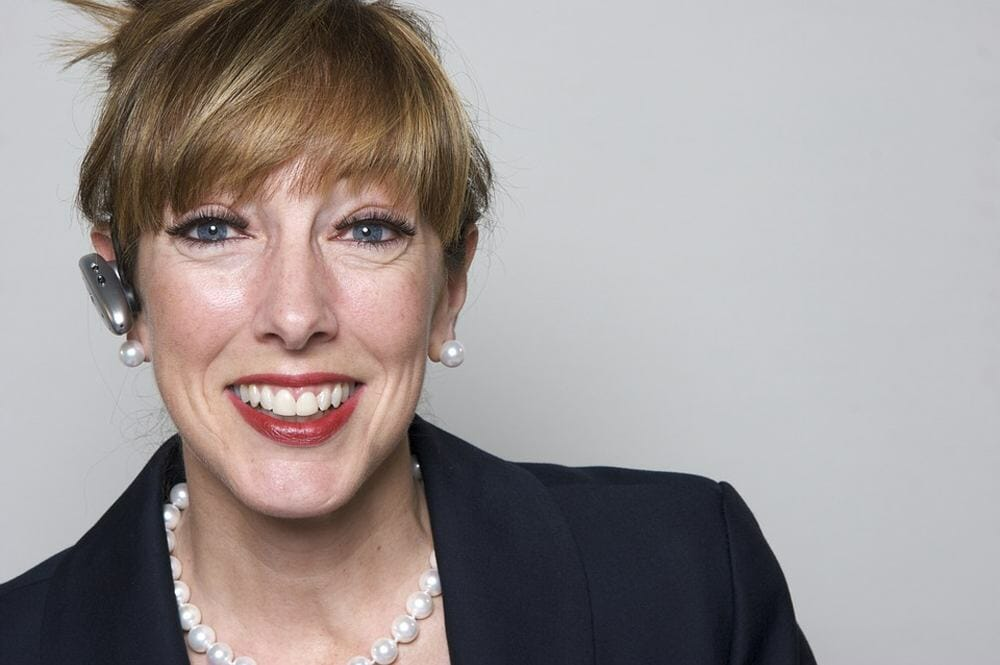 Rebecca Thompson - VP of Erase Repair