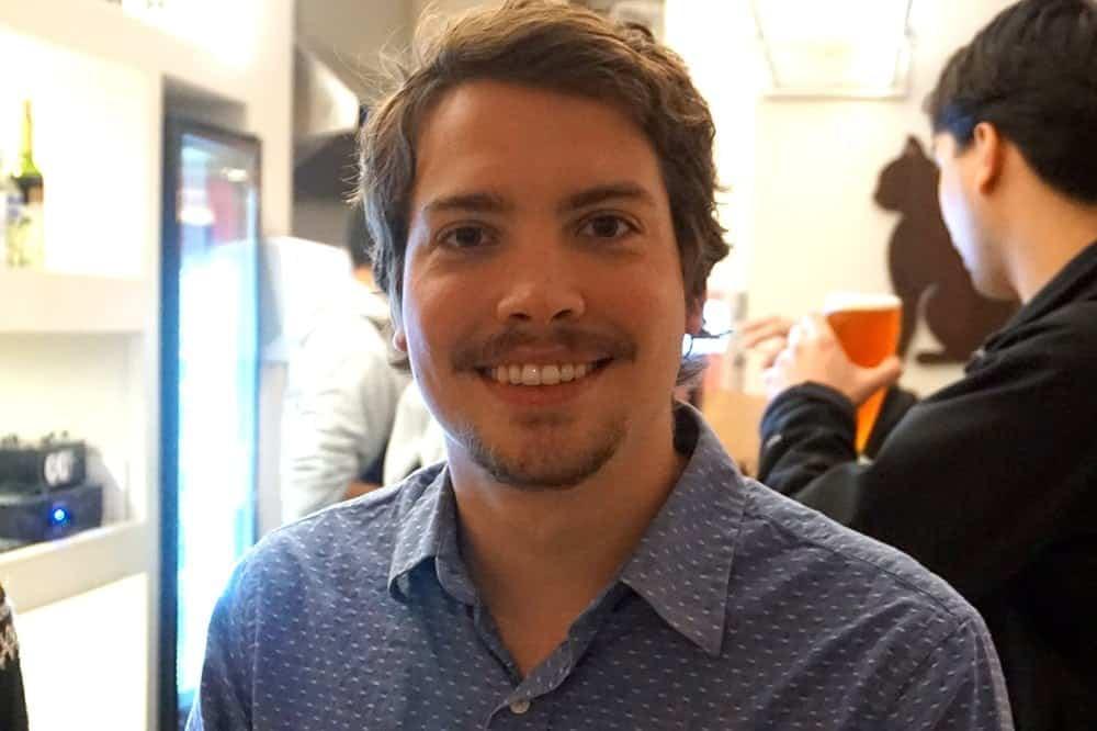 Alex Cartmell - Co-founder and CTO of HopPlotter