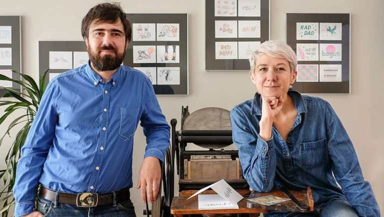 Santiago Prieto and Alexis Monson - Creators of Punkpost
