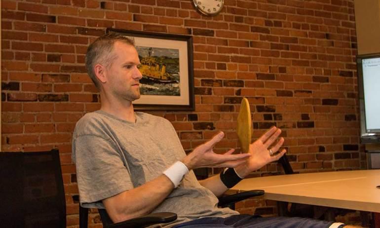 Darin Herle - Co-Founder at Trackmeet