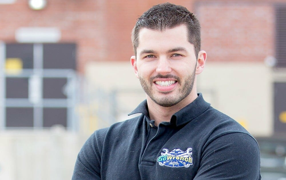 Joshua Lombardo-Bottema - Founder and CEO of GoWrench Auto