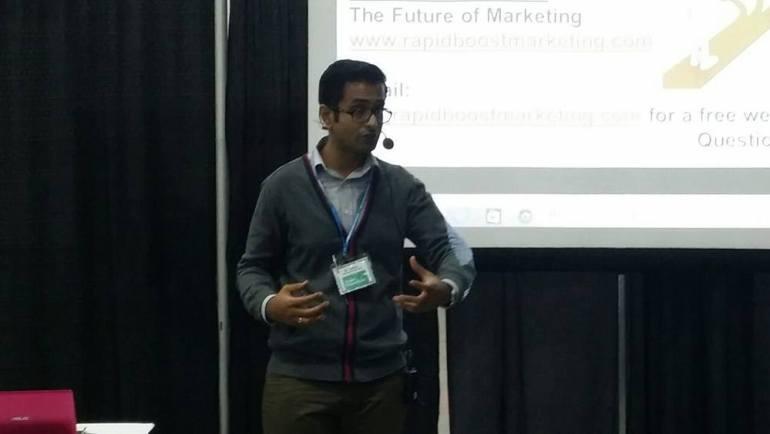 Ali Salmon - Chief Marketing Strategist of Rapid Boost Marketing