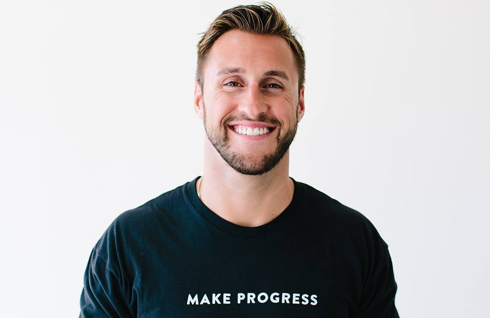 Nick Candito - Co-Founder and CEO of Progressly