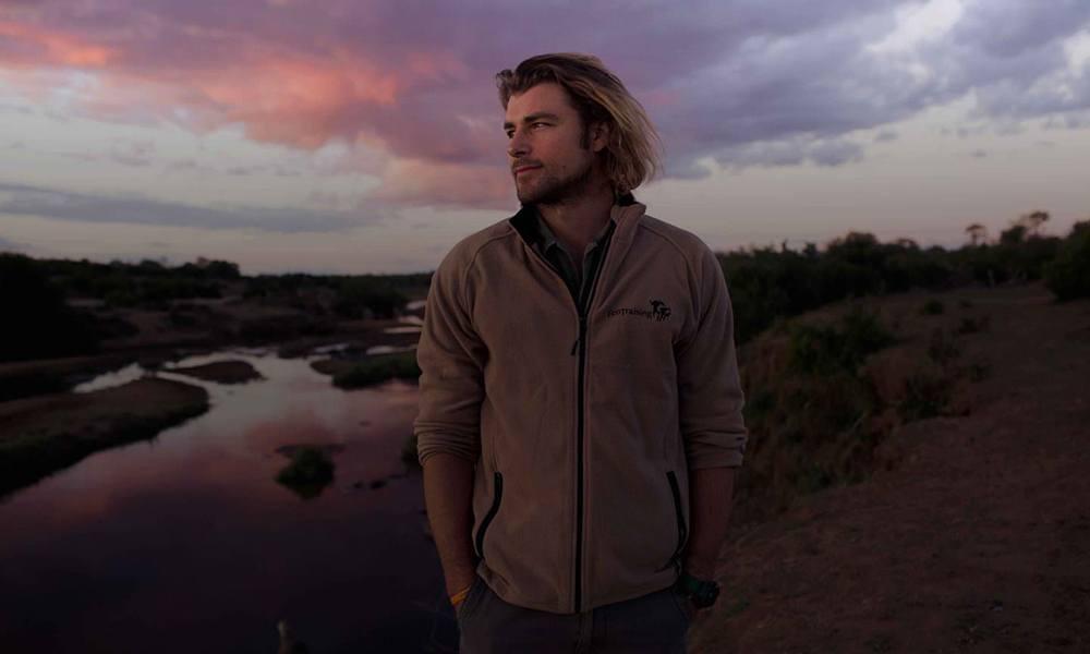 Mark Hutchinson - Founder of WildArk