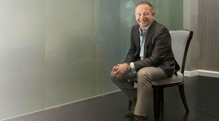 Moti Ferder - Founder of Lugano Diamonds