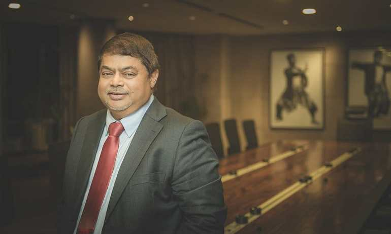 Dr. Vijay Eswaran - co-founder of QI Group of Companies