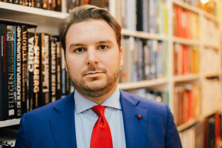 Tobias Jaeger - Managing Partner at AXIOM Venture Capital