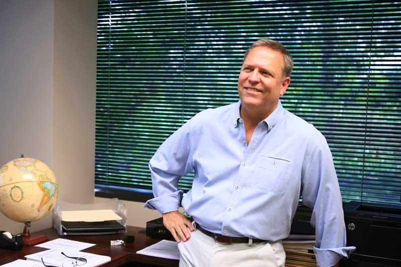 Joe Egertson - CEO of Sheer Logistics