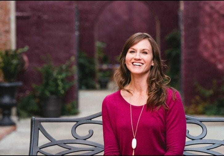 Jennifer Maggio - Founder of The Life of a Single Mom Ministries