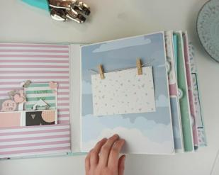 ideas de scrapbook en español
