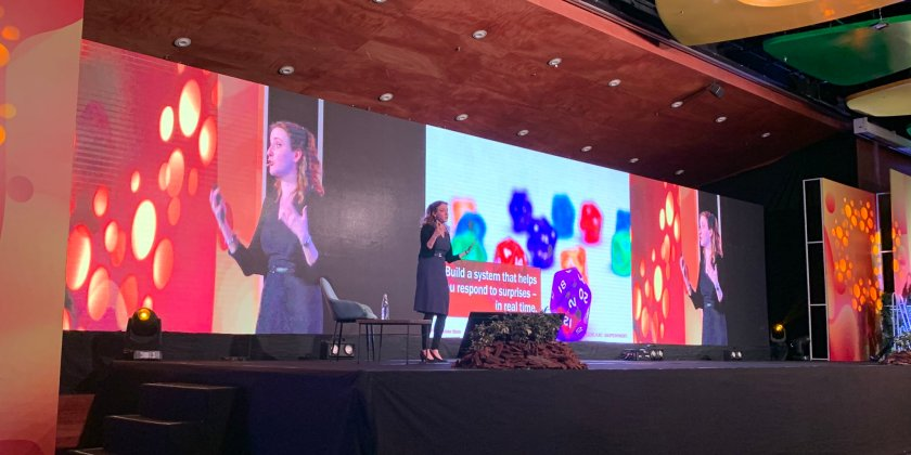 Opti-Pessimism at Interaction Latin America 2019