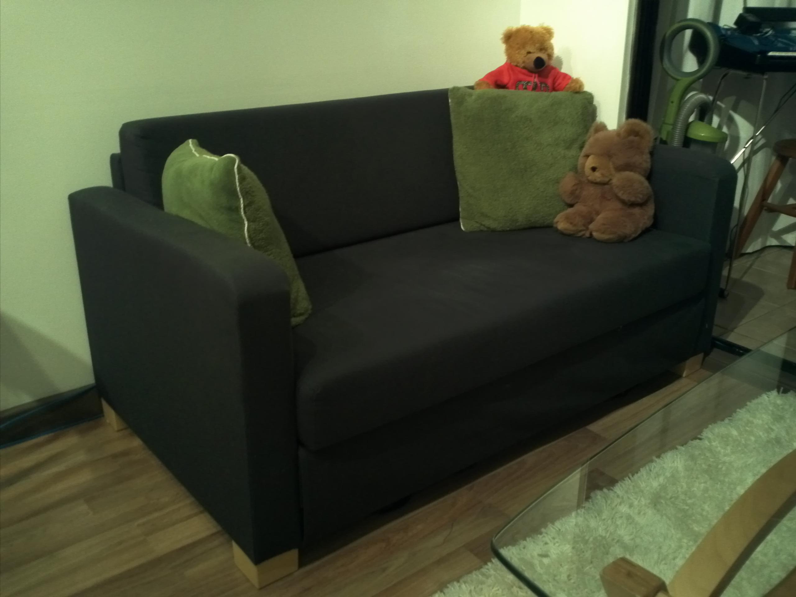 Solsta Sofa Bed