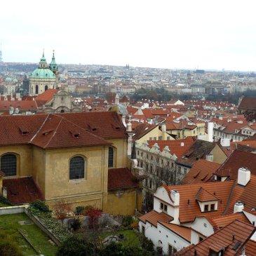 Praga, la joya de Bohemia