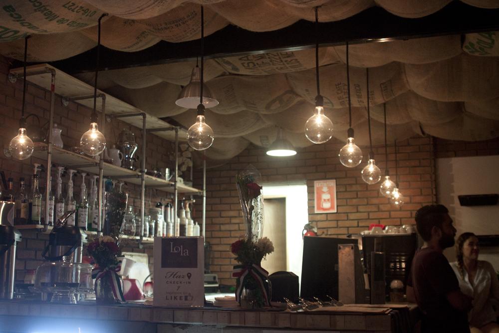 Lola Cafe, Rosarito, Mexico