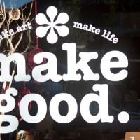 Locally Handmade at Make Good, San Diego