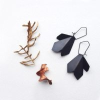 Industrial Minimalist Jewellery Pieces by Raw Objekt