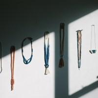 Unique Fibre Jewellery by Gamma Folk