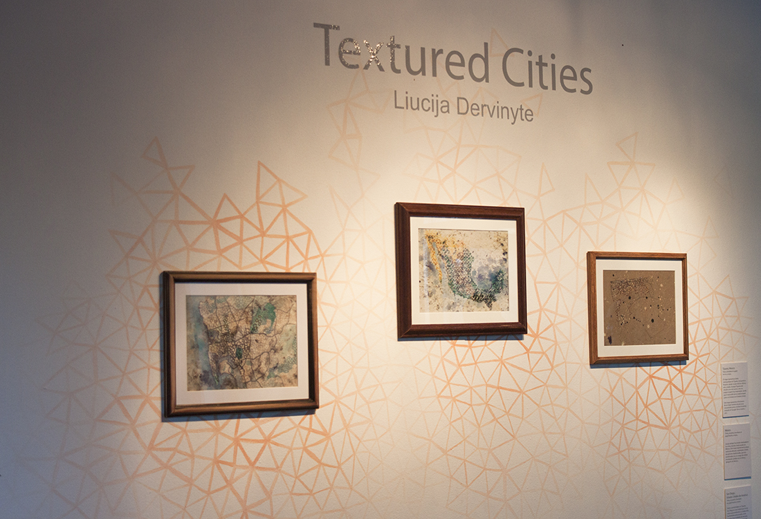 Textured Cities- Liucija Dervinyte