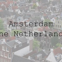 City Explorer: Amsterdam
