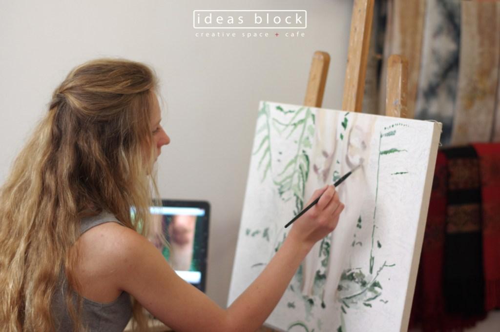 Ruta painting
