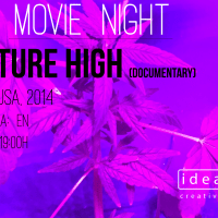 Movie Night – The Culture High. 4/20, 7 PM