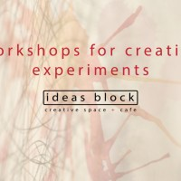 Workshops for Creative Experiments ( Kids and Youth)
