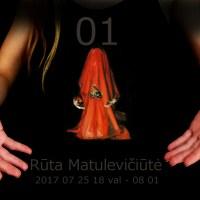01 – Art Show by Rūta Matulevičiūtė, 25th of July, 18.00