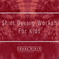 T-Shirt Dyeing for Kids, 23rd of December, 12.00