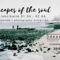 Landscapes of the Soul – Exhibition Opening by Vilmantė Lokcikaitė, 4th of January, 19.00