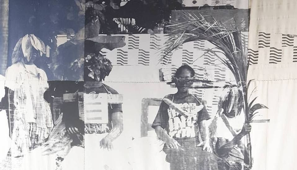 Stories from Ghana, image from: ZOhra Opoku Akra gallery