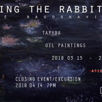 "Exhibition ""Escaping the Rabbit Hole"" Closing Event – Excursion and Music, 14 th of April, 19.00"