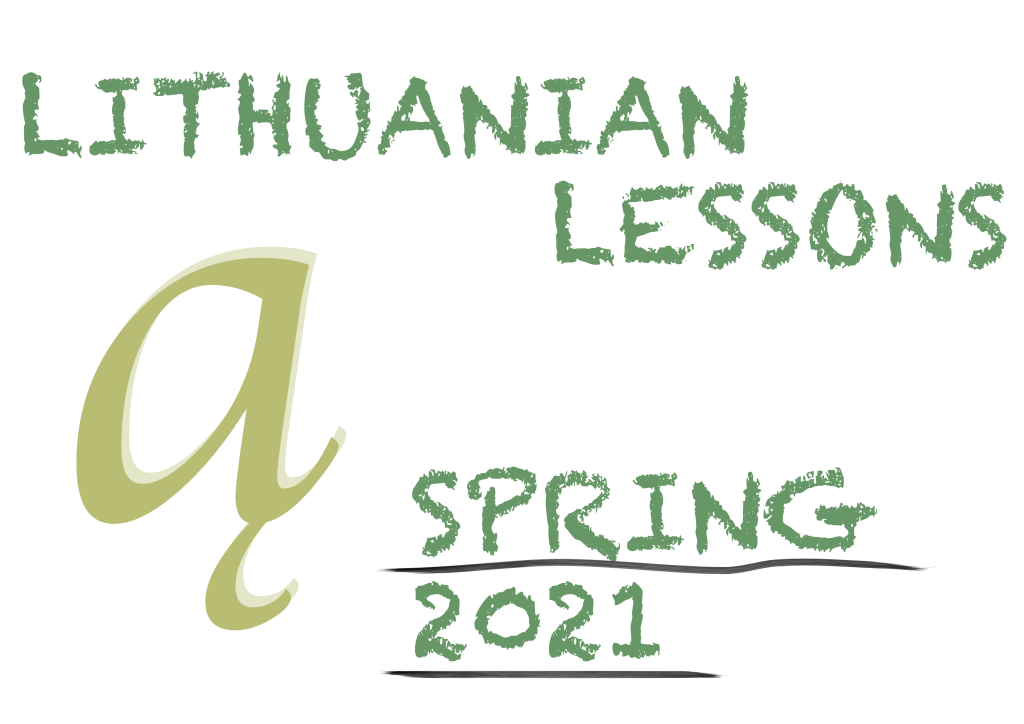 New Lithuanian Courses!