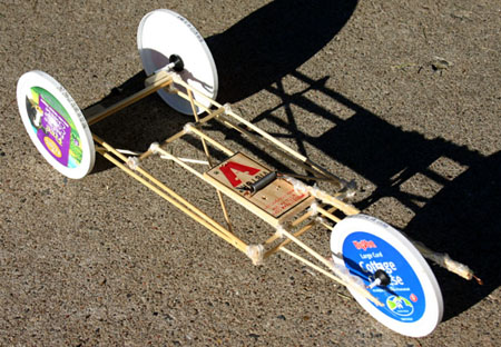 Mousetrap Cars Ideas Inspire