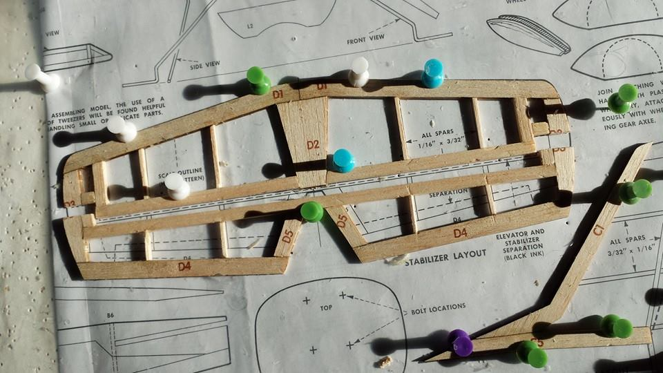 Building and Flying Guillow's Model Aircraft | Ideas-Inspire
