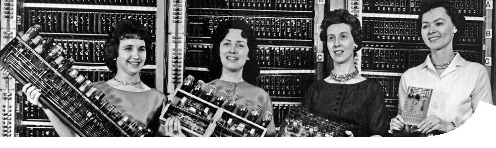 Women in Tech Gender Roles Blog