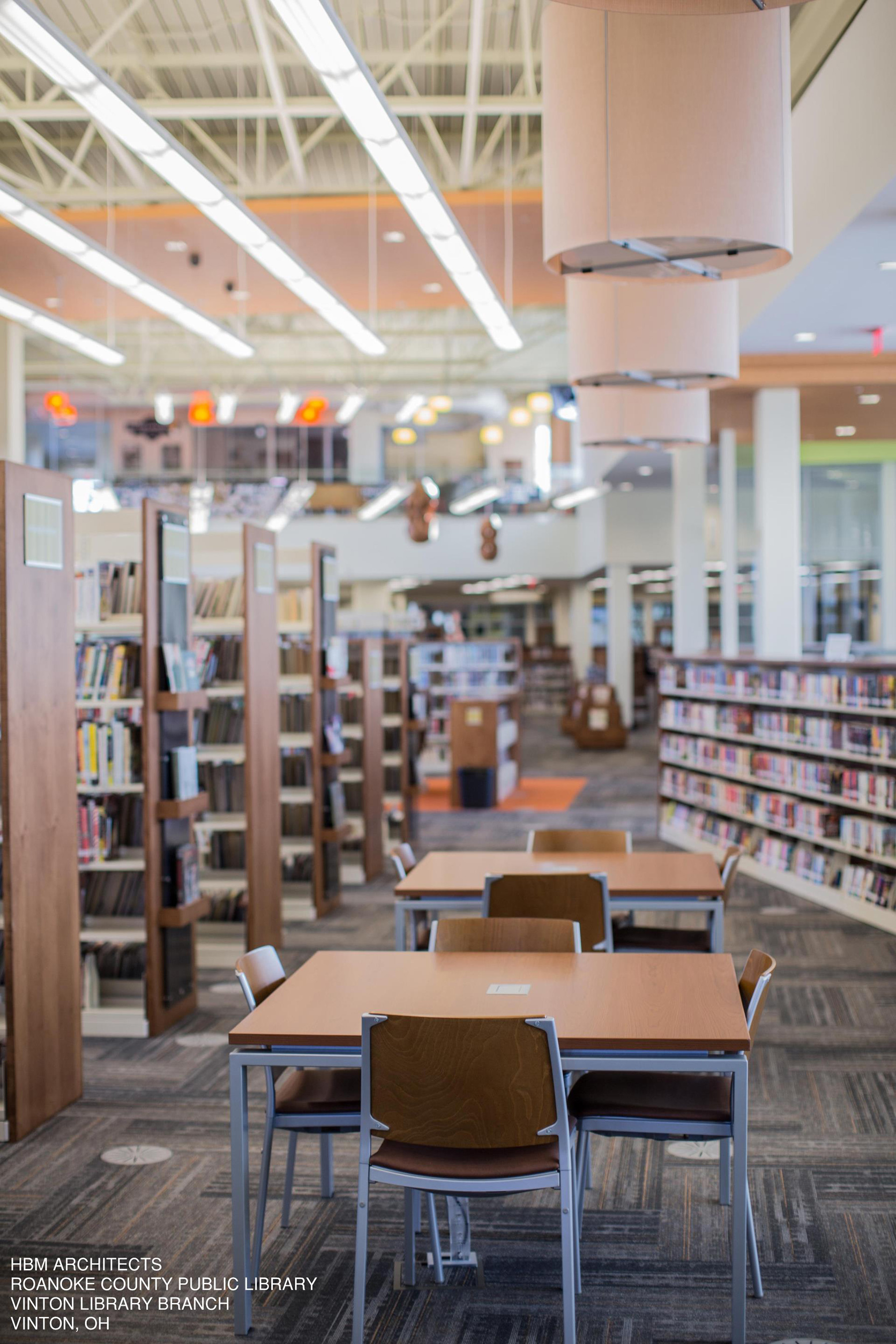 Reevaluating Existing Library Spaces  Furnishings on a
