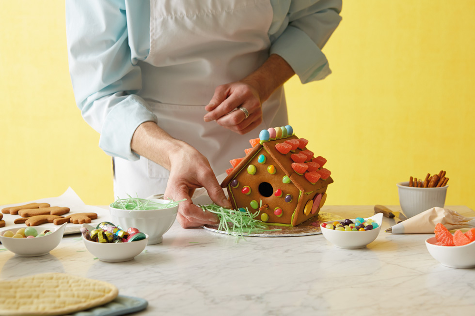 Gingerbread House Ideas Hallmark Ideas & Inspiration