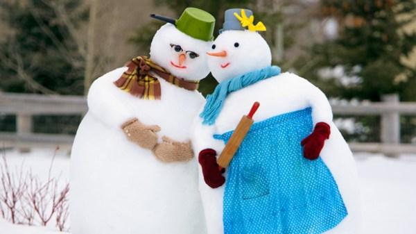 How to Build a Snowman Hallmark Ideas Inspiration