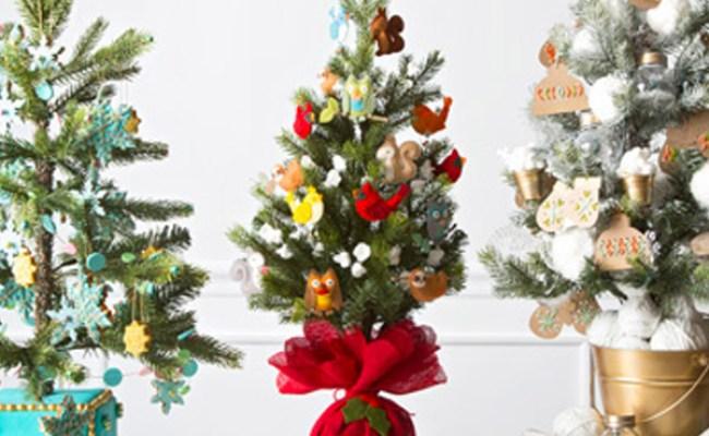 12 Creative Christmas Tree Decorating Ideas Hallmark