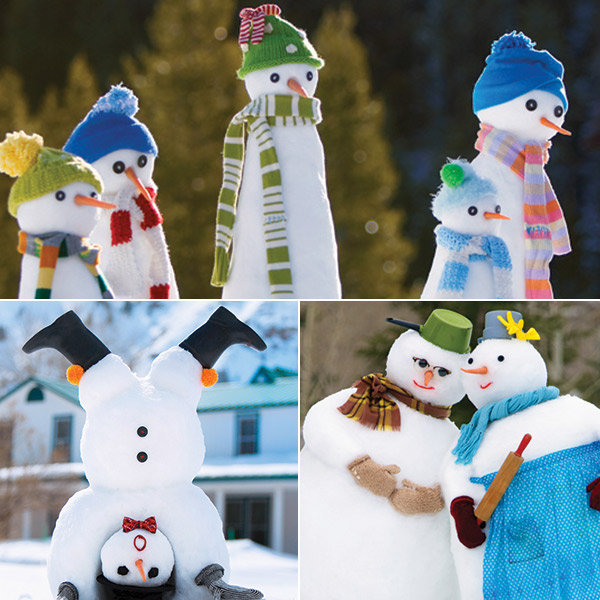 How To Build A Snowman Hallmark Ideas & Inspiration