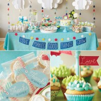Love Makes Good Things Grow Baby Shower Theme | Hallmark ...