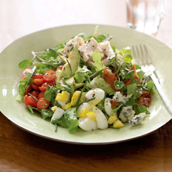 Cobb Salad Recipe Hallmark Ideas & Inspiration