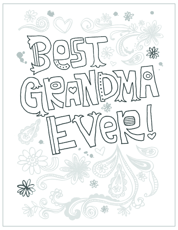 Best Mom Ever Coloring Pages Daddy's Girl Coloring Pages